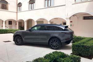 Presentazione nuova Range Rover Velar Belluno