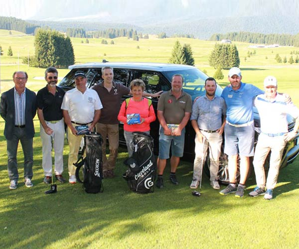 Coppa Bellauto Land Rover, Golf Club Cansiglio