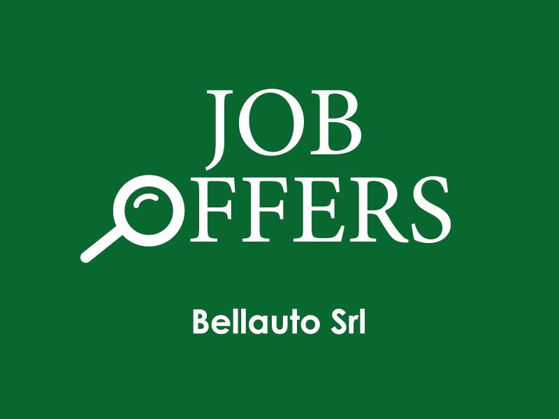 Offerte di lavoro Concessionaria Bellauto srl Land Rover Belluno