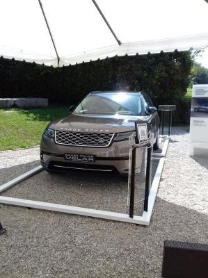 Nuova Range Rover Velar Belluno