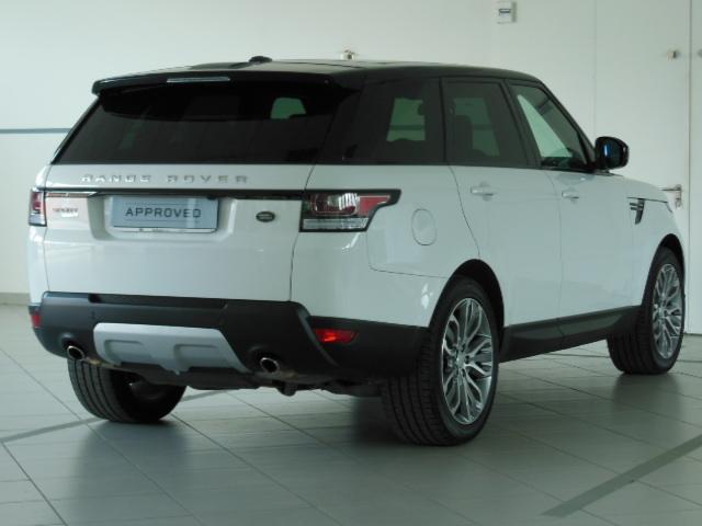 Range Rover Sport .0TDV6 HSE Dynamic usato Belluno