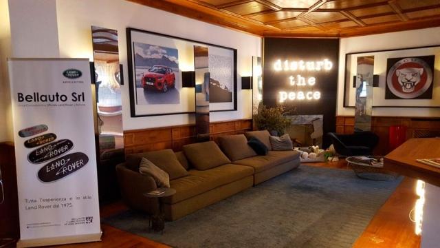 Land Rover Winter Tour Cortina Belluno