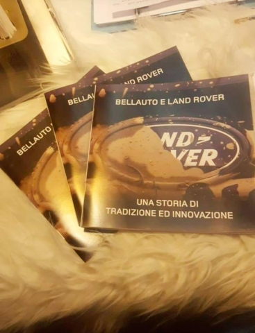 Land Rover Winter Tour Cortina Belluno