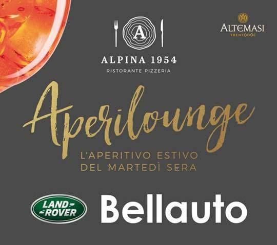 Aperilounge Bellauto e Alpina 1954