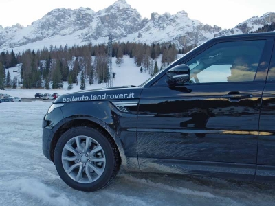 Bellauto Road To The Top Val di Zoldo Land Rover Belluno